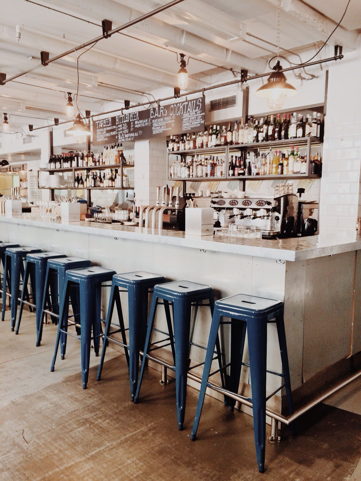 Industrial Bar Stockholm Sweden With Images Coffee Shops