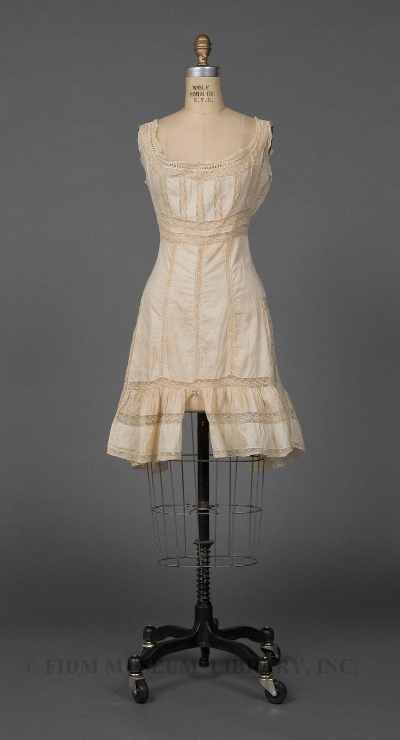 Pin On 1910 S Undergarments