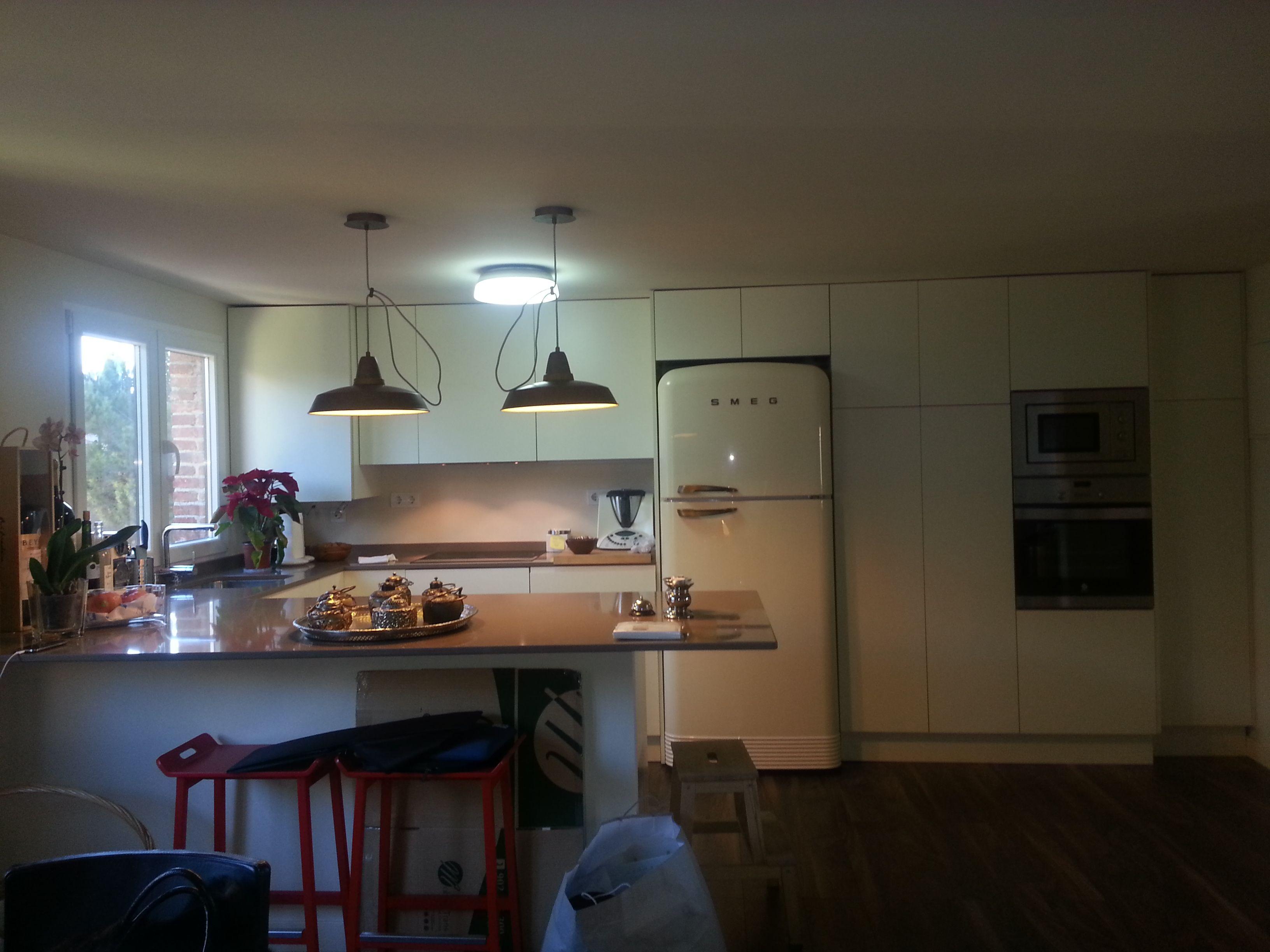 Comedor #Cocina #Salon #moderno #decoracion via @planreforma ...
