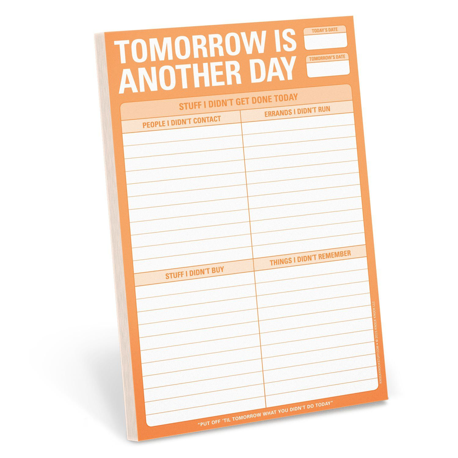 funny novelty memo pads bundle 4 items wtf office citation to do list