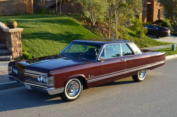 Top Drawer Mopar 1967 Imperial Crown Coupe Retro Cars Mopar Chrysler Imperial