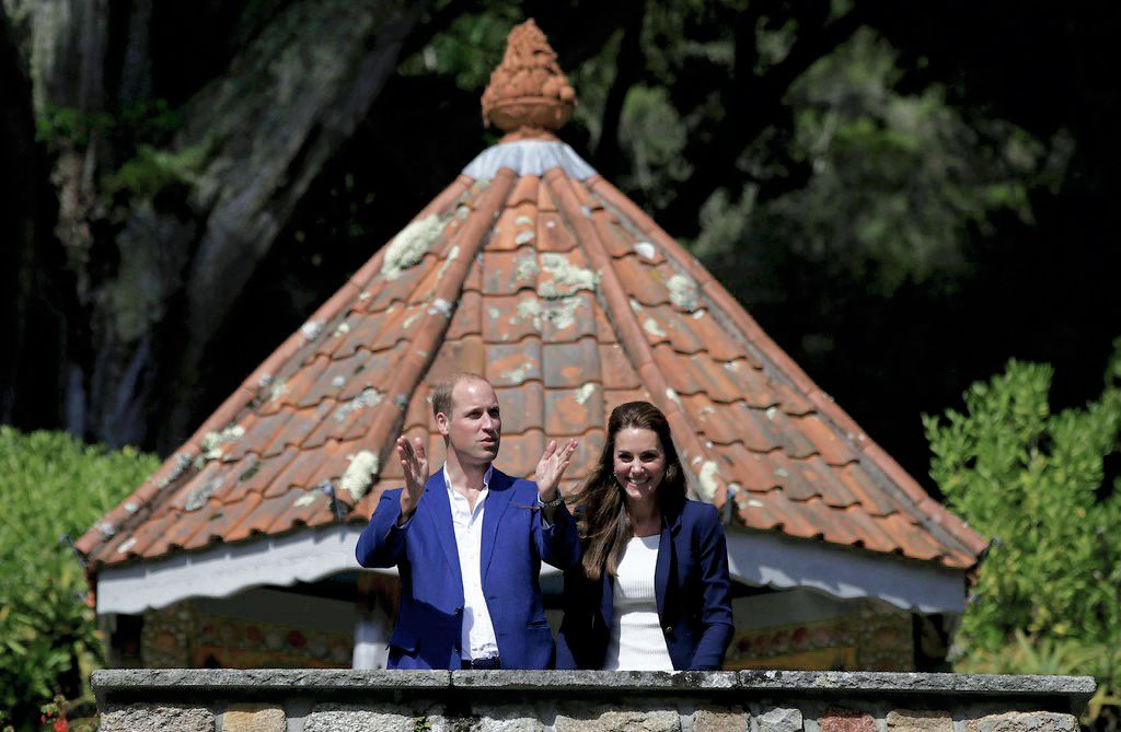 Europe's Royals — thecambridgees: The Duke and Duchess of...