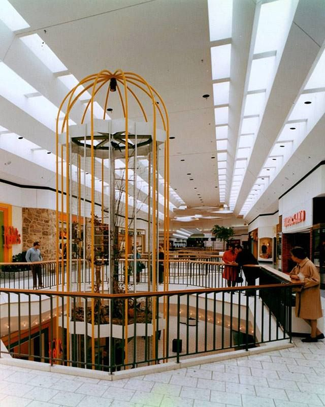 Vintage Mall Pictures In 2019