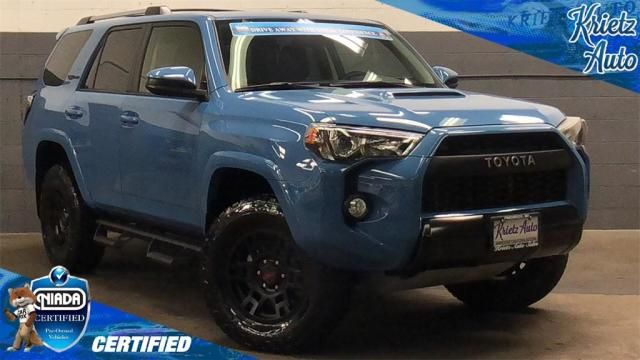 Krietz Auto Sales >> Used 2018 Toyota 4runner Trd Pro For Sale At Krietz Auto