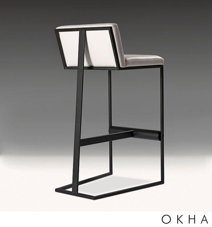 Frank Bar Stool Diy Deck Furniture Furniture Metal