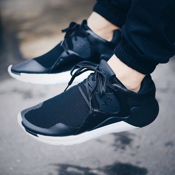 d028a0c6f The Y-3 QR Run. Now available online.  adidas  Y3  QRRun Image by  bstnstore