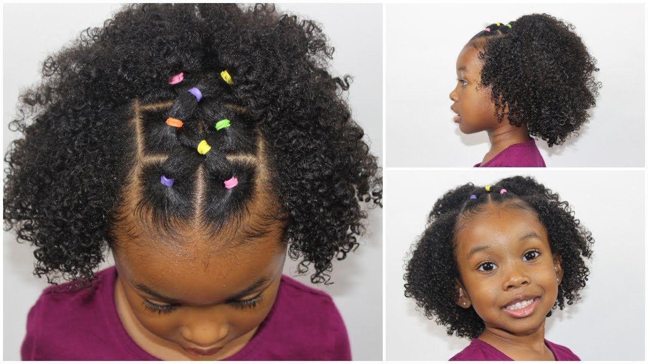 Elastic Hairstyle Cute Hairstyles For Girls Rubber Band