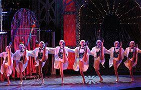 La Cage aux Folles | Showgirl costume, Coeur dalene, Actors