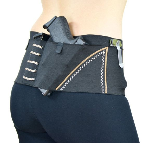 16727c6ff188 Can Can sport holster- Offers 3 holsters, an over-sized wallet pocket, a  cell pocket and 2 standard mag pockets for all of your carrying needs.