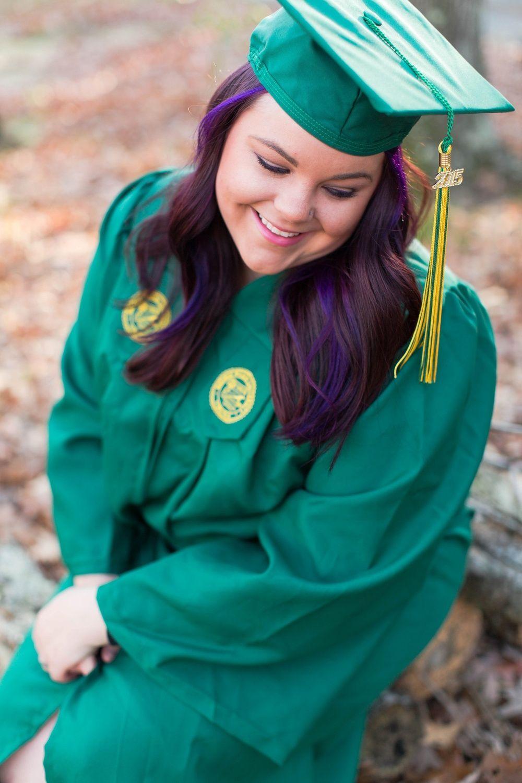 George Mason University- Megan Sunrise Cap & Gown   George mason ...