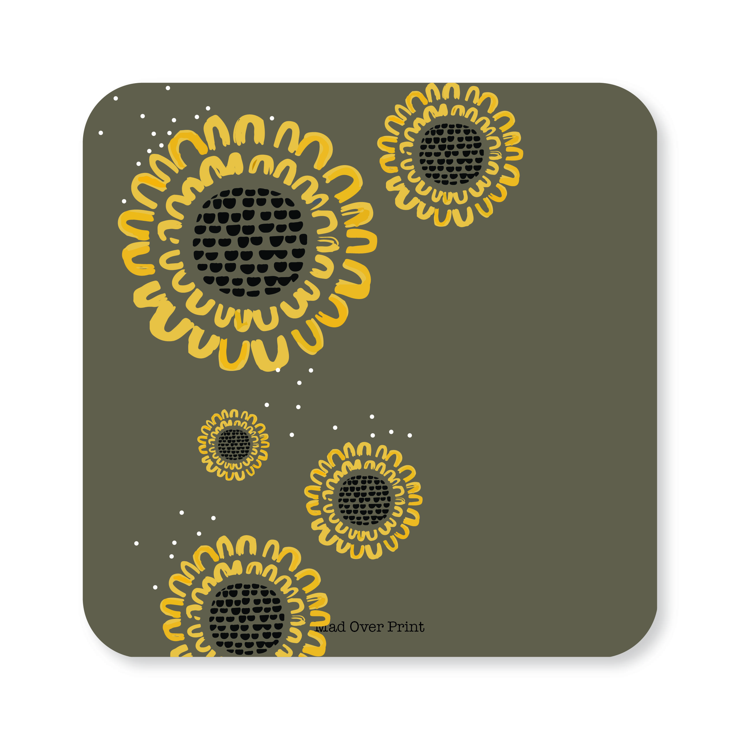 Buy Attractive And Decorative Coasters To Add A Pinch Of Brightness To Your Decor Check Out Our Website For More Mopy Shopping Coasters Custom Cup Decor