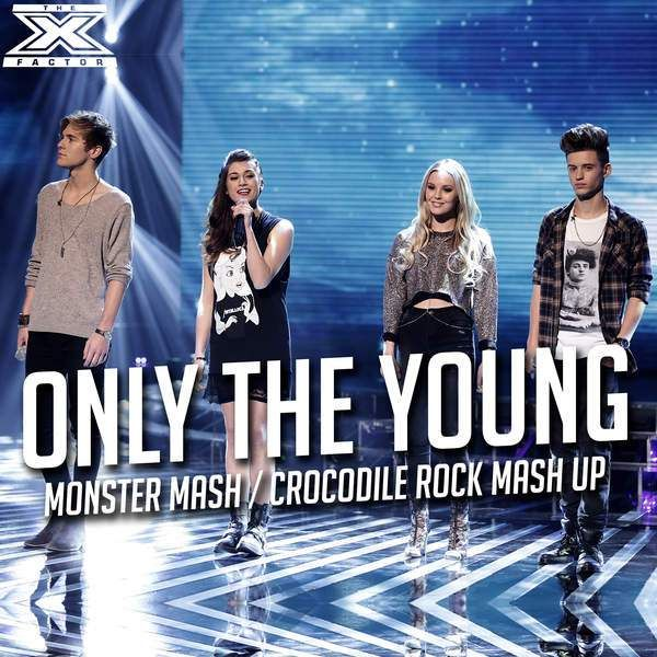 Only The Young – Monster Mash / Crocodile Rock Mash Up (X Factor Performance) – Single #OTYShouldntHaveLefted
