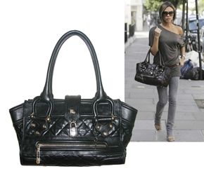 5ca14a1a62 Celeb-beloved Burberry Manor Bag #Burberry #VictoriaBekcham #JessicaAlba  #SiennaMiller