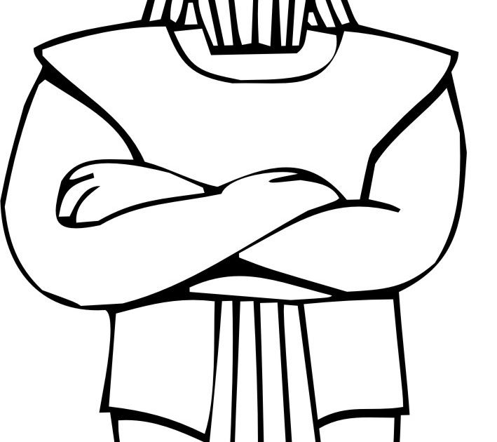 Coloring Pages Nebuchadnezzar S Dream Statue With Images