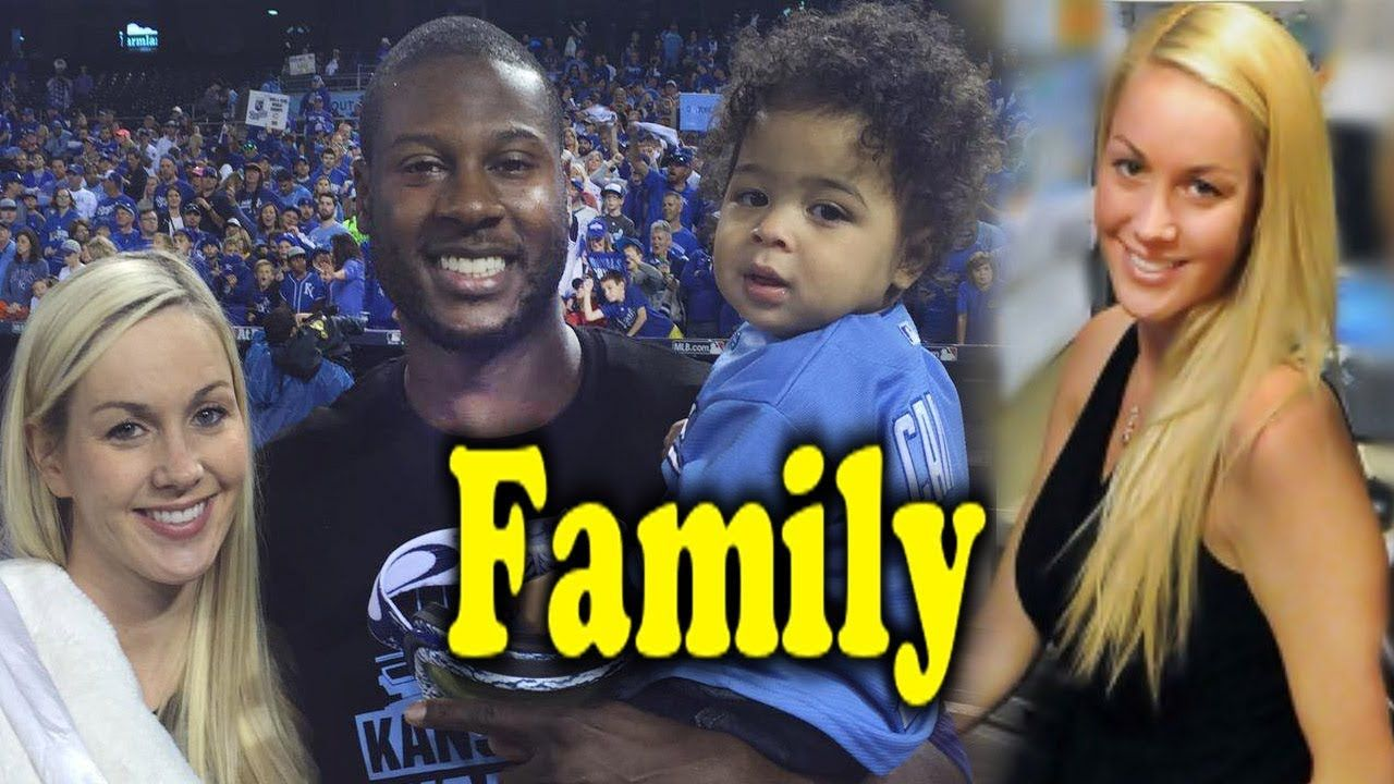 Lorenzo Cain Family Photos With Father,Mother and Wife