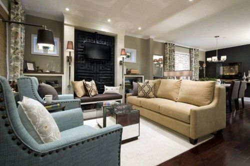 Candice Olson Living Room Designs Living Design Family Living Rooms