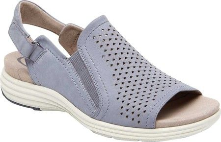 Aravon Beaumont Peep Sling Sandal