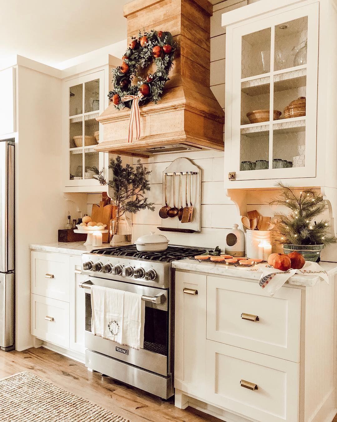 """jamie whitetail farmhouse on Instagram """"The wreaths are"""