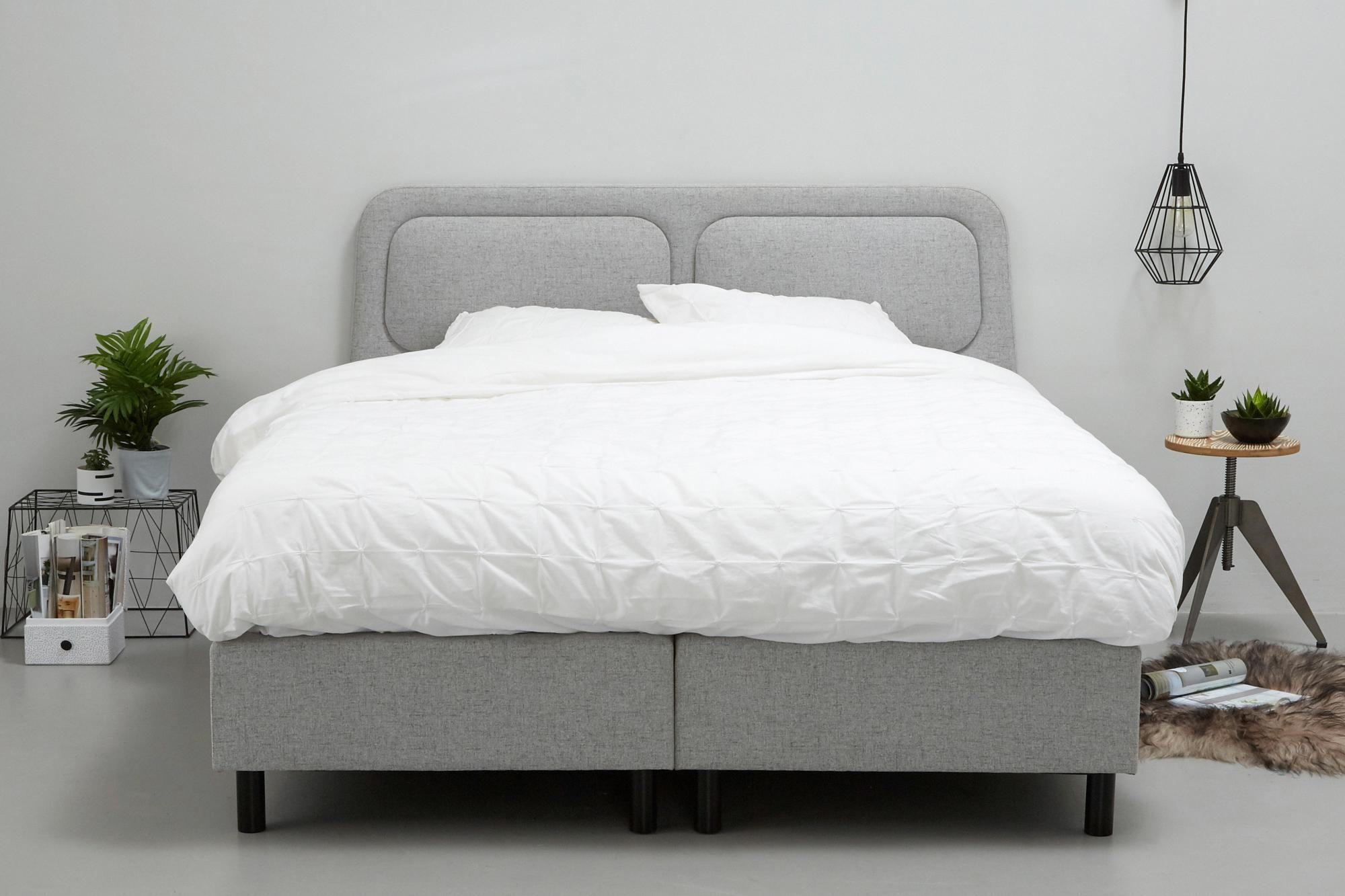 Wehkamp Complete Slaapkamers : Complete boxspring nyborg grijs slaapkamer en huis