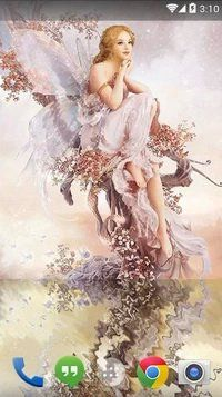 Be A Magic Vintage Fairy Get Try Free Live Wallpaper