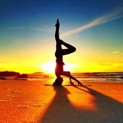 Över 1 000 bilder om yoga & nature photography på ...