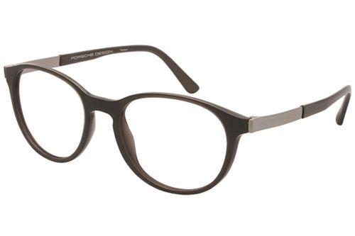 Porsche-Design-Men-039-s-Eyeglasses-P-039-8261-P8261-A-Black-Full-Rim-Optical-Frame-52MM