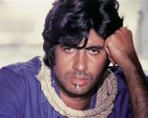 Image result for amitabh bachchan young