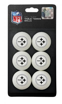 Pittsburgh Steelers Table Tennis Balls - Official Online Store