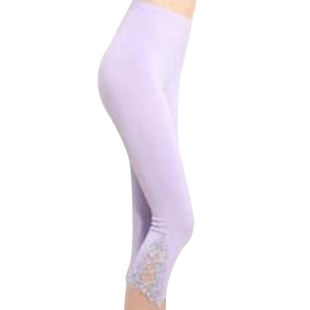 Candy Color Cotton Leggings