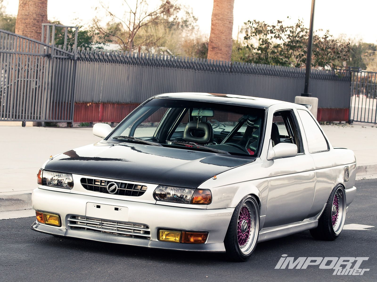 Deportivos Nissan Tuning: 1992 Nissan Sentra XE-labor Of Life