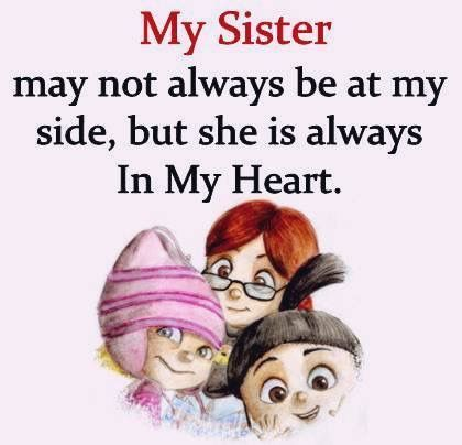 My Sisters Karen Sharon And Ginger Sister Quotes