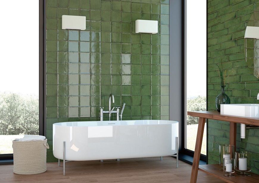 Olive Green Bathroom Decor Ideas For Your Luxury Bathroom Delectable Luxury Bathroom Decorating Ideas Design Decoration
