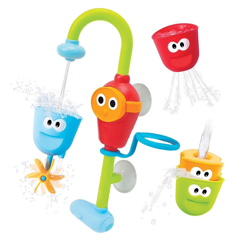 Bathing Accessories 100221: Baby Bath Toy Flow N Fill Spout Bathtub ...