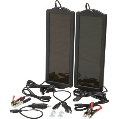 Ironton 12 Volt Amorphous Solar Panels Twin Pack 1 5 Watts Solar Power Panels Solar Panels Solar Energy Panels