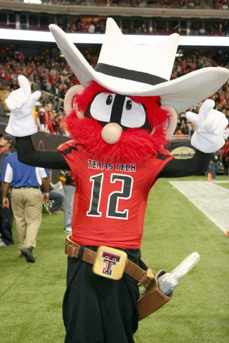 Image result for texas tech football mascot
