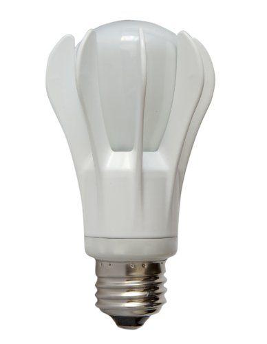 Ge Lighting 89899 Energy Smart Led 13watt 800lumen A19 Light Bulb With Medium Base 1pack Light Bulb Ge Lighting White Lamp