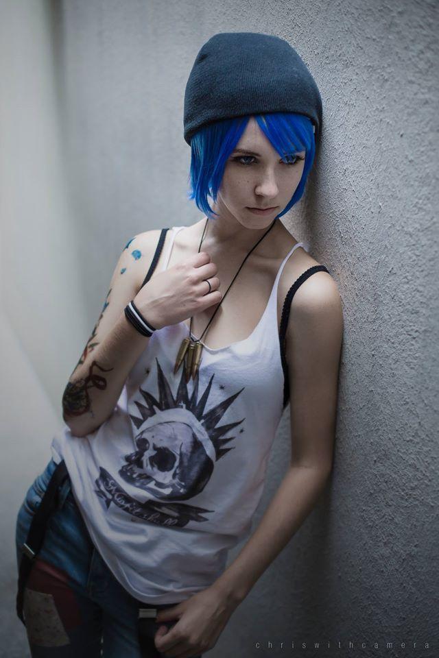 Chloe by EmmaKyeArt