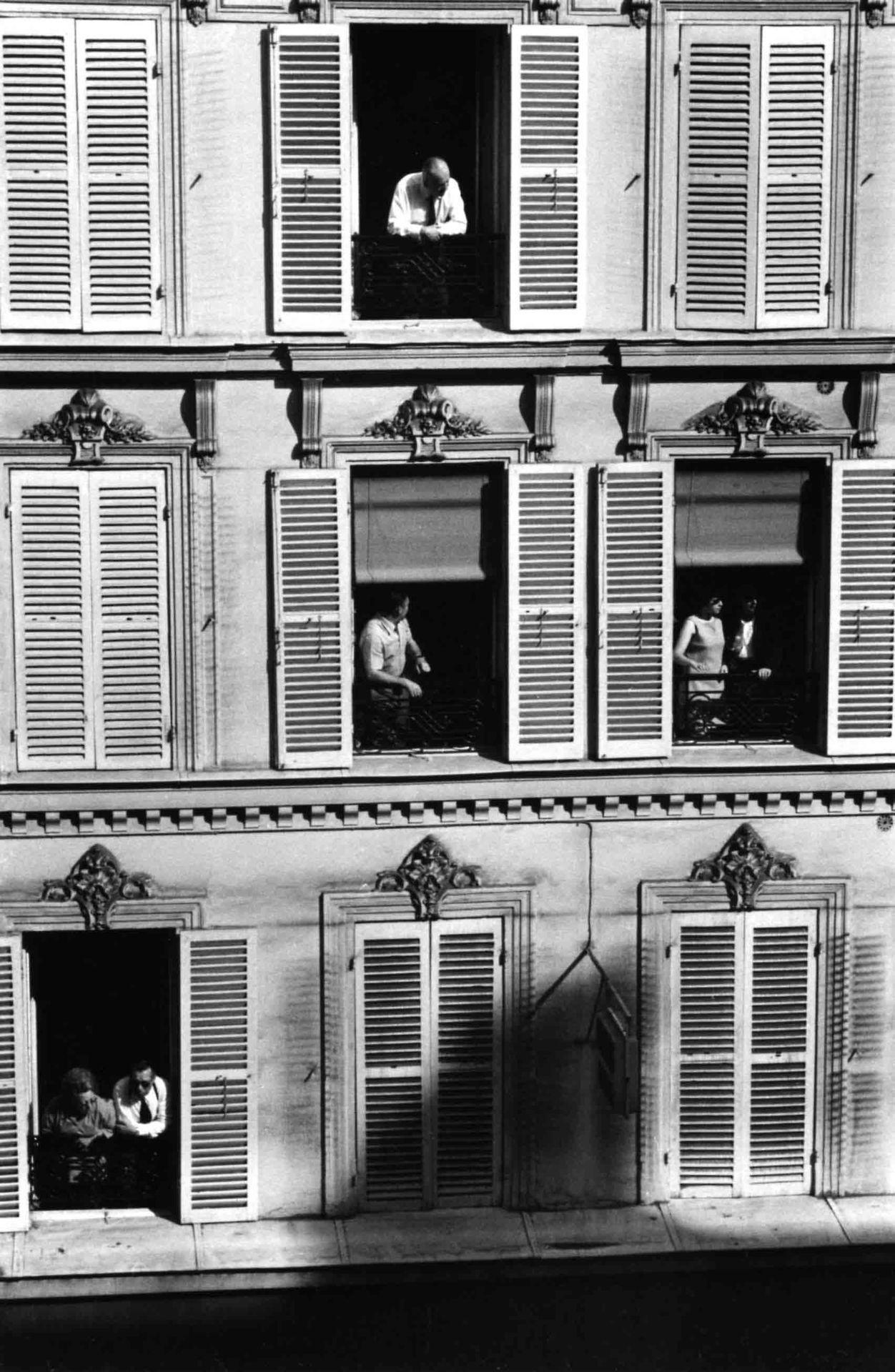 Édouard Boubat, Quartier Latin, Paris, 1968