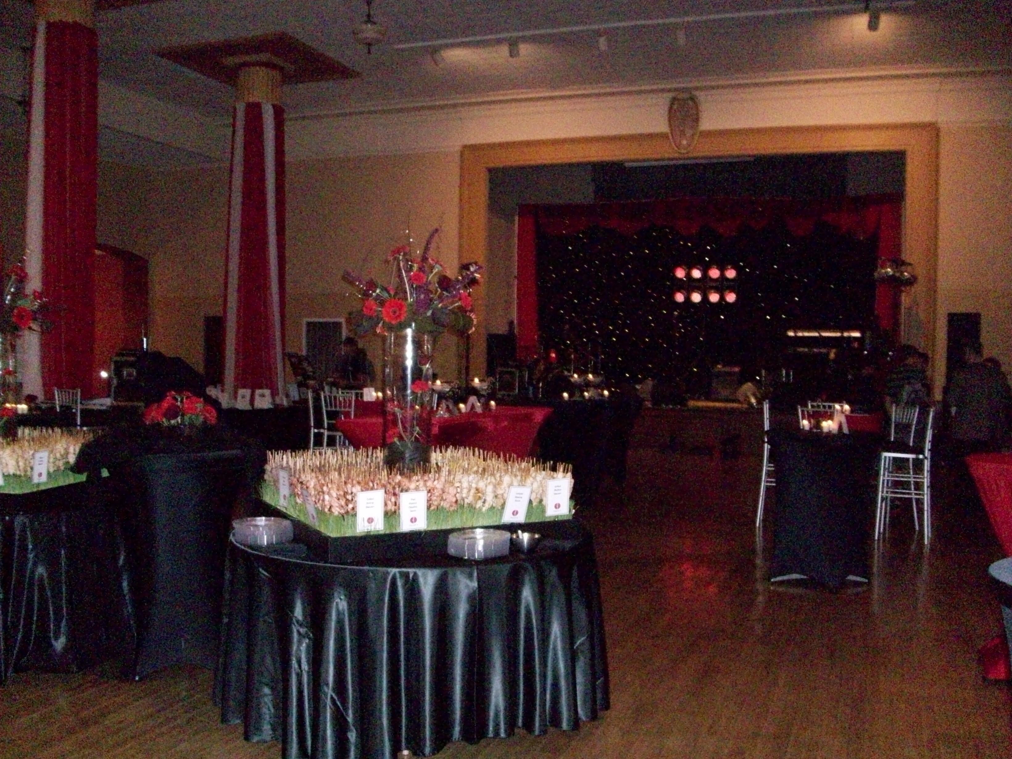 Des Moines Scottish Rite Consistory Grand Banquet Room