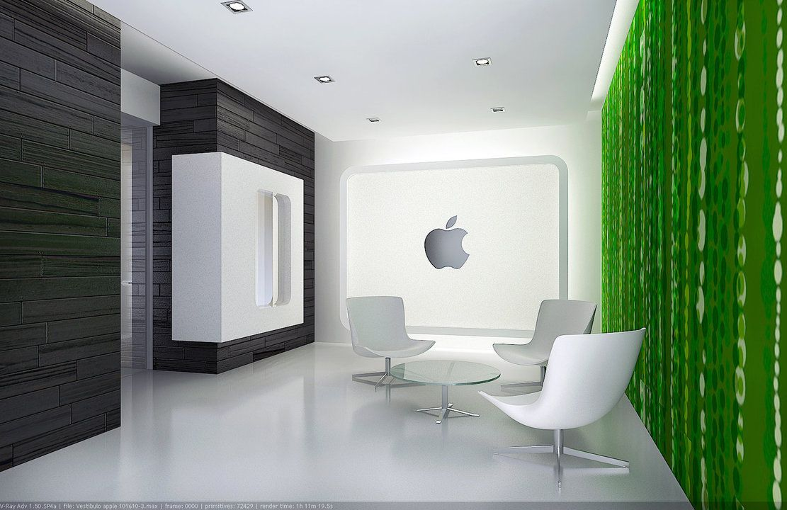 Apple Headquarters in Mexico | healthcare facility concepts ...
