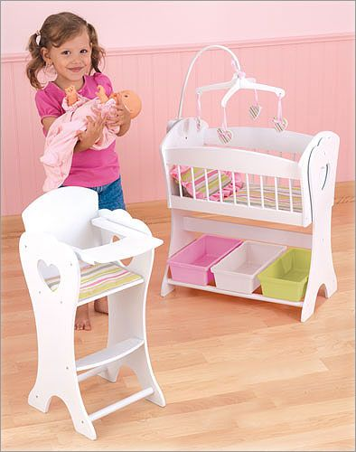 Penny Will Be In Heaven   Love Care Two Piece Doll Furniture Set By KidKraft  Furniture