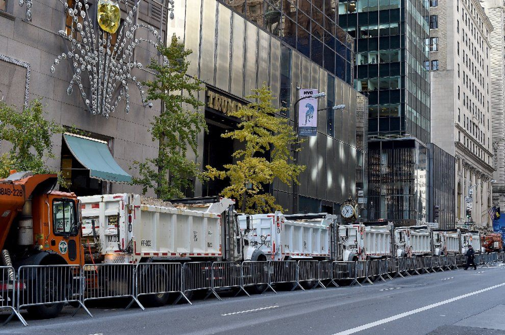 Terrorismo, dalla Francia agli Usa: i camion spazzatura contro gli attacchi
