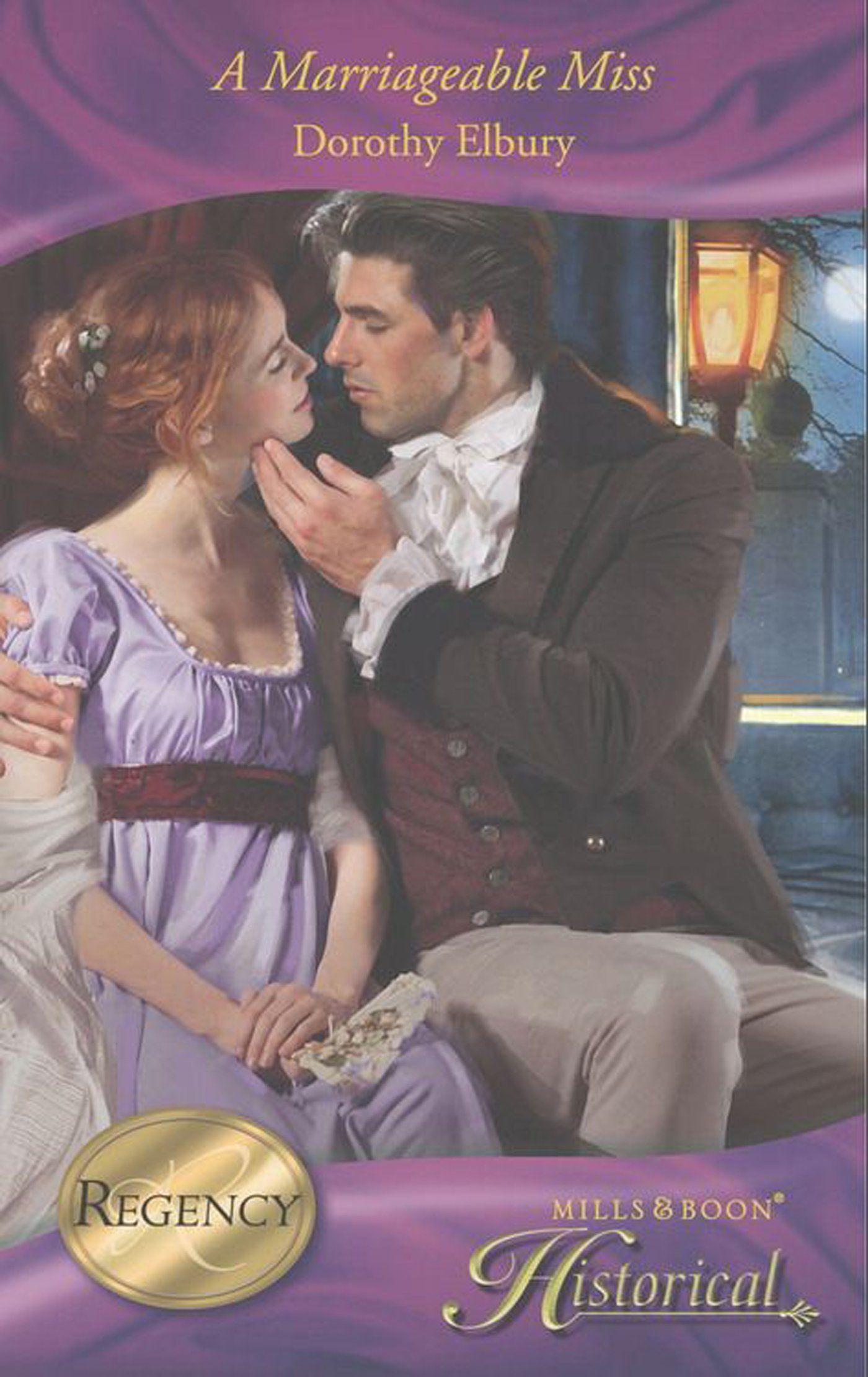 Dorothy Elbury - A Marriageable Miss / #awordfromjojo #Historicalromance #DorothyElbury