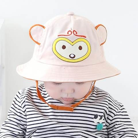 bbe5356b5ee Pin by throw pillows home on cute animal bucket hat for kids