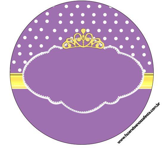 Topper 06 Princesa Sofia