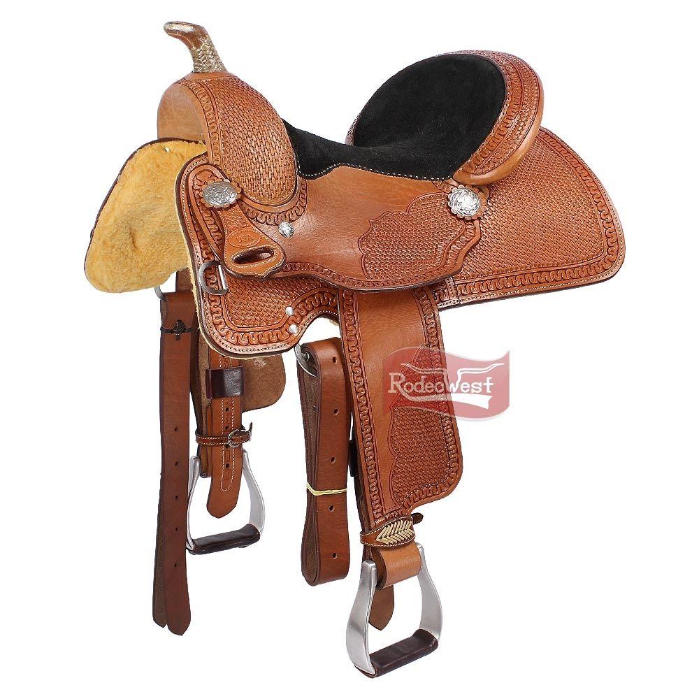 Sela 3 Tambores Profissional Assento em Camurça 14-1 2   - Pro Horse 16497 6a3fa0cb480