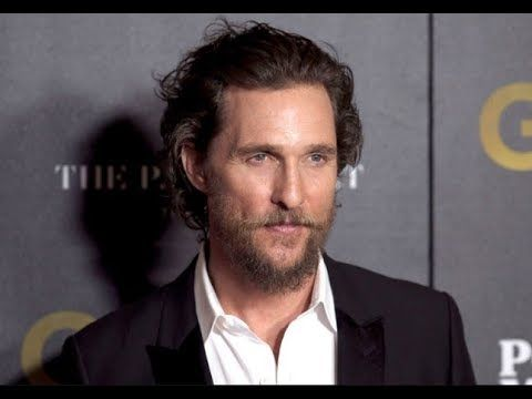 Matthew McConaughey Just 'Came Out of The Closet' After