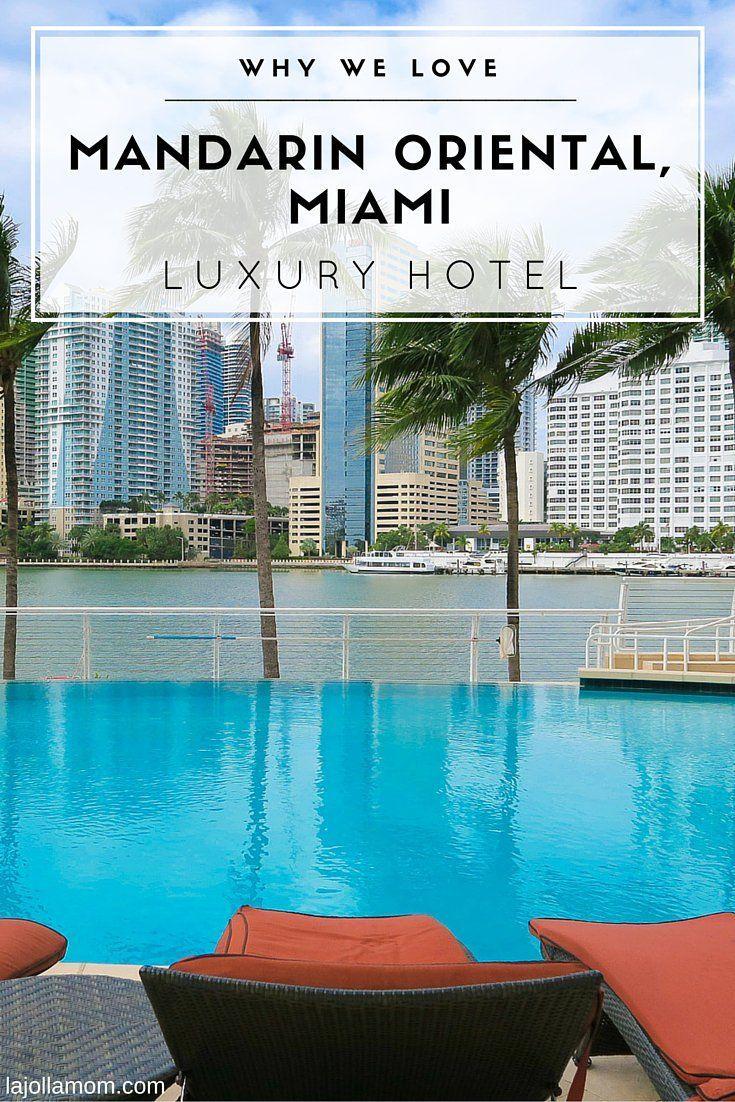 Luxe Layover at Mandarin Oriental, Miami Mandarin