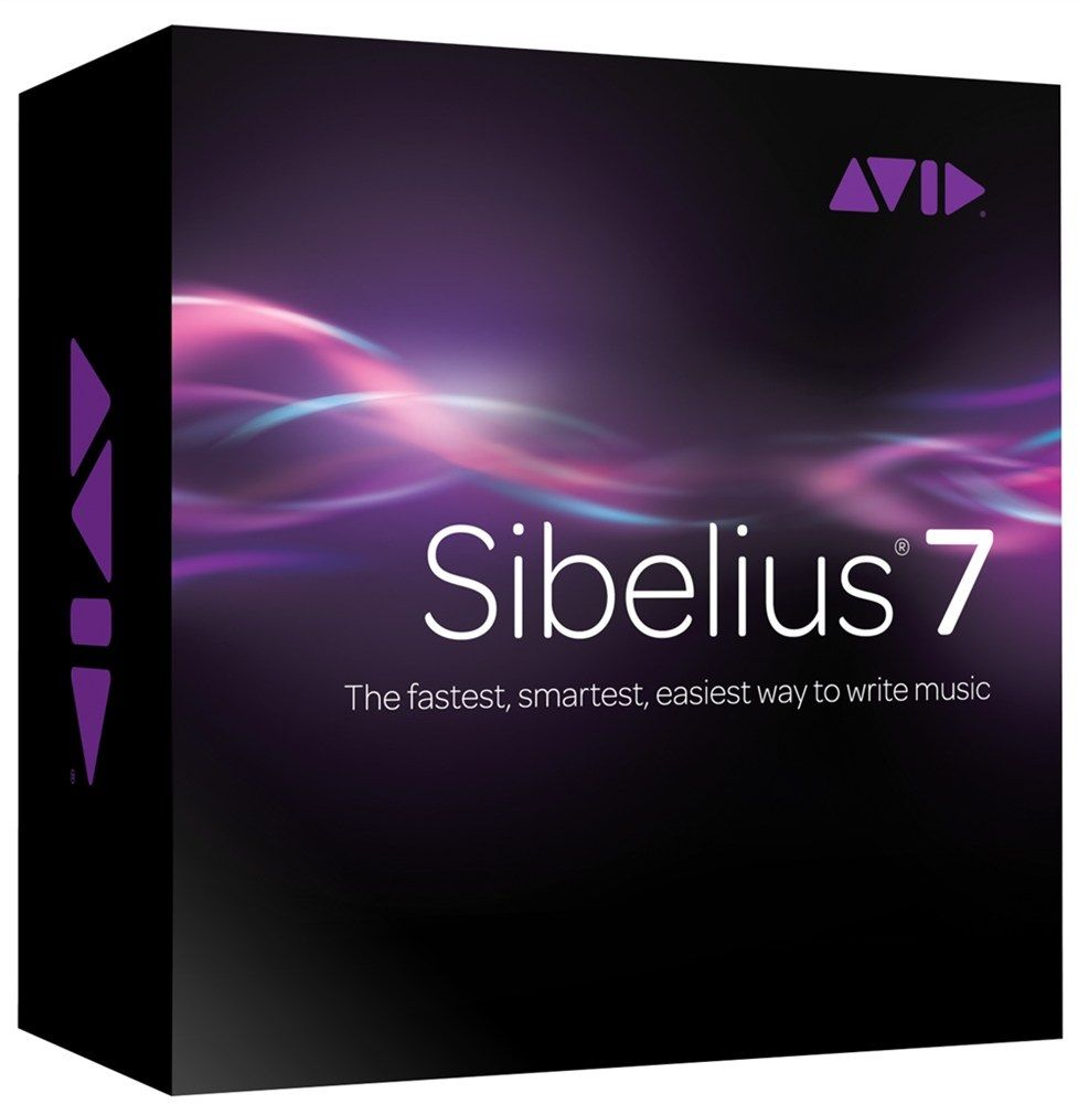 Sibelius 7 Media Pack in 2019 Mac plus, Music software
