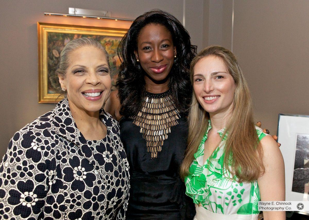 Voss Foundation's Women Helping Women Boston 2012 was a